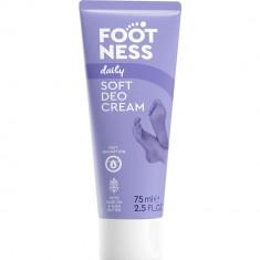 Footness смягчающий део-крем для ног 3в1 75мл