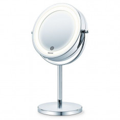 Beurer Зеркало косметическое с подсветкой D13см BS55