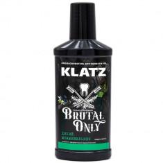 Klatz Ополаскиватель для полости рта Brutal Only Дикий можжевельник 250мл