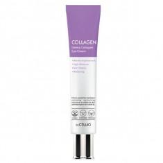 крем для кожи вокруг глаз с коллагеном dr.cellio  collagen derma ampoule eye cream