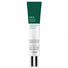 крем для кожи вокруг глаз dr.cellio  cica derma ampoule eye cream