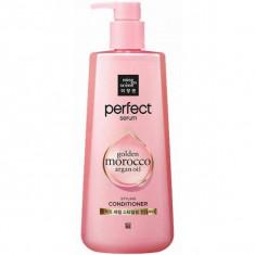 питательный кондиционер для повреждённых волос mise en scene perfect serum golden morocco argan oil styling conditioner