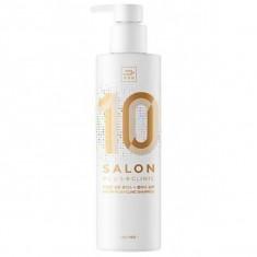шампунь для поврежденных волос mise en scene salon 10 plus clinic shampoo for damaged hair