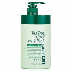 освежающая маска для волос на основе чайного дерева daeng gi meo ri naturalon tea tree cool hair pack
