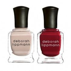Deborah Lippmann, Набор мини-лаков My Old Flame, Naked