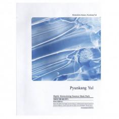 интенсивно увлажняющая тканевая маска pyunkang yul highly moisturizing essence mask pack