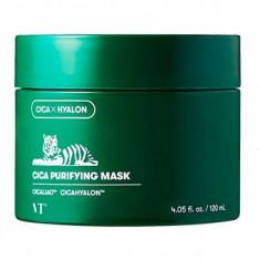 очищающая глиняная маска с центеллой vt cosmetics cica purifying mask