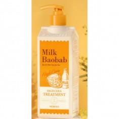 питательный бальзам для волос milkbaobab high cera treatment mimosa