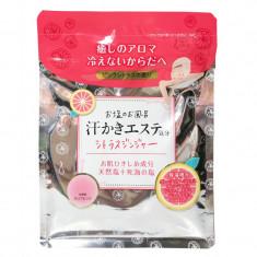 cоль для ванн расслабляющая с имбирем и экстрактами цитрусов max bath salt